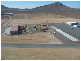 Apple Valley Airport (APV) - Top View