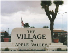 Apple Valley Airport (APV) - Front View