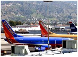 Burbank Airport/Bob Hope Airport - Front View